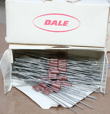 40x Dale Resistor Rn60crn60d 1 Customerized Values