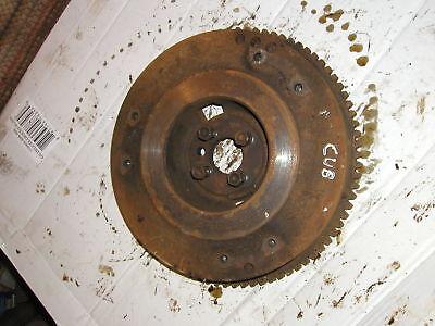 Farmall Cub Tractor Ih Flywheel Starter Ring Gear