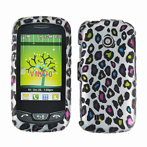 LG-COSMOS-TOUCH-VN270-HARD-CASE-SPRINT-COLOR-LEOPARD