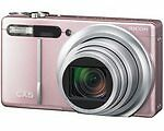 Ricoh CX5 10.0 MP Digital Camera - Pink