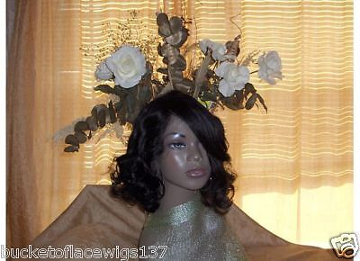 100% Indian Remy Full Lace Wig 14