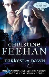 Darkest-at-Dawn-Dark-Omnibus-Christine-Feehan-Very-Good-condition-Book
