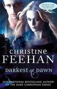 Darkest-at-Dawn-Dark-Omnibus-Christine-Feehan-Very-Good-condition-Book