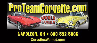 Proteam Corvette Sales