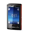 Sony Ericsson XPERIA X10 mini - Red (Orange) Smartphone