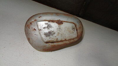 1966 Benelli Wards Riverside 450ss 450 50cc D18 tool box / side covers