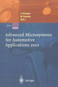 Advanced Microsystems for Automotive Applications 2001-ExLibrary