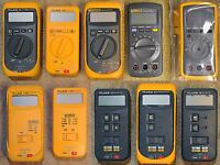 Fluke Meters - Models and Series, main