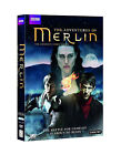 Merlin: The Complete Third Season (DVD, 2012, 5-Disc Set) (DVD, 2012)