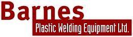 Barnes Plastic Welding Equipment