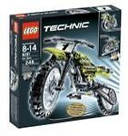 Lego-Technic-Dirt-Bike-8291-Brand-New-Never-Opened-RARE