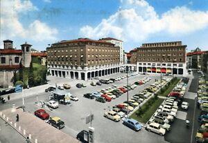 034-MODENA-Piazza-Matteotti-034-Viaggiata-Anno-1962