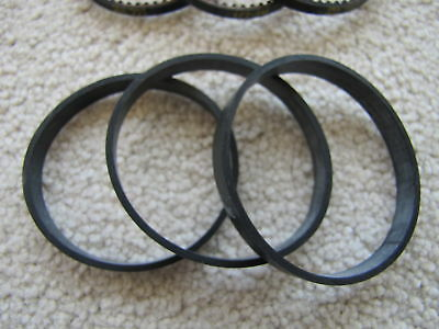 Sears Hoover Wind Tunnel Upright Vacuum Belts #20-52027 - 2 Pks of Vacuum Cleaner Accessories