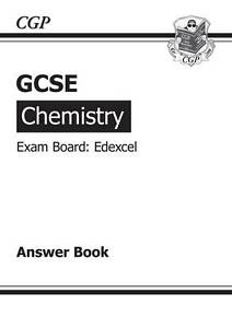 Gcse Chemistry Edexcel Answers FOR Workbook BY CGP Books