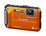 Panasonic Lumix TS4 / FT4 12.1 MP Digita...