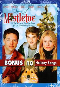The Sons Of Mistletoe With Bonus MP3s For Christmas - $5.47