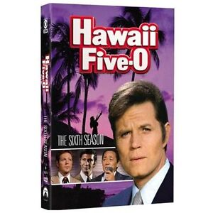 Hawaii Five-O - The Complete Sixth Season New DVD! Ships Fast!
