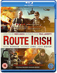 Route Irish Bluray 2011 - <span itemprop='availableAtOrFrom'>Newcastle upon Tyne, United Kingdom</span> - Route Irish Bluray 2011 - Newcastle upon Tyne, United Kingdom