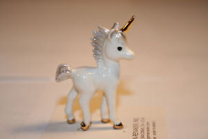 Hagen Renaker,Unicorn,New Baby,2014,New,Figurine,Miniature,NiceGift,FreeShipping