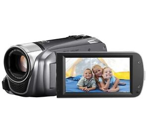 Genuine-CANON-LEGRIA-VIDEO-HF-R205-FULL-HD-DIGITAL-CAMCORDER-HFR205-Grey