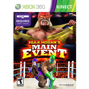 Hulk Hogan's Main Event  (Xbox 360, 2011...