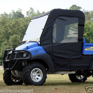 FULL-CAB-Enclosure-w-Tinted-Lexan-Windshield-New-Holland-RUSTLER-New-UTV