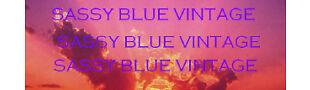 Sassy Blue Vintage