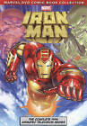Iron Man: The Complete Animated Series (DVD, 2010, 3-Disc Set) (DVD, 2010)