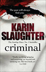 Criminal-Will-Trent-Atlanta-Series-Slaughter-Karin-Good-Used-Book