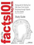 Outlines and Highlights for Starting Out with Jav : From Control Structures through Objects by Tony Gaddis, ISBN, Cram101 Textbook Reviews Staff, 1616983736