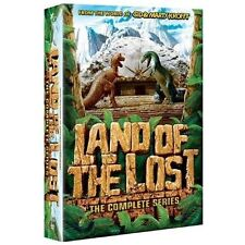 Land of the Lost ~ Complete Series (43 EPISODES + EXTRAS) ~ NEW 7-DISC DVD SET