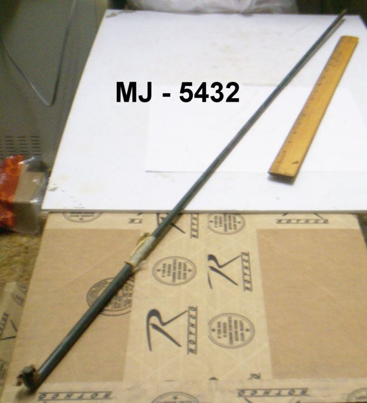"""Steel Rod - 35 3/4"""" x 5/16"""" Diameter"""