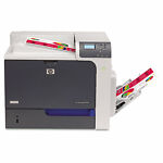 HP LaserJet Enterprise CP4025DN Vs. Lexmark Forms Printer 4227 Plus
