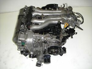 1994-1997 TOYOTA PREVIA (SUPER CHARGE) 2TZ-FZE USED JAPANESE ENGINE / JDM