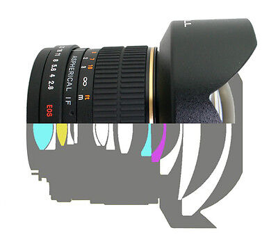 Samyang 14mm F2.8 Ultra Wide Angle Lens For Pentax Digital Slr -