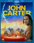John Carter (Blu-ray/DVD, 2012, 2-Disc Set)