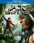 Jack the Giant Slayer (Blu-ray/DVD, 2013, 2-Disc Set, Includes Digital Copy; UltraViolet)