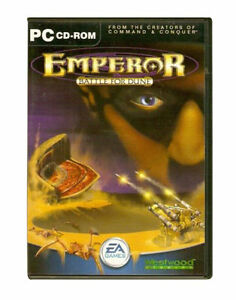 *Emperor Battle for Dune PC* Region Free Complete ~Fast & Free Postage~ ELE7