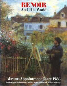 RENOIR-HIS-WORLD-book-Harry-N-Abrams-1985-art