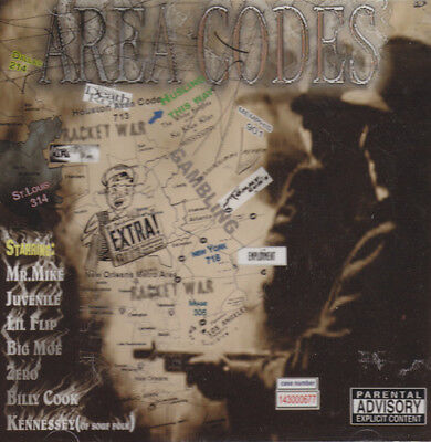Various Artists - Area Codes - Cd, 2003