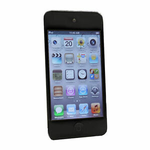 Apple iPod touch 4th Generation Black (3...