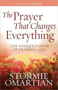 Prayer That Changes Everything The PB by Omartian Stormie | Paperback Book | 978