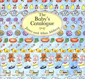 The-Babys-Catalogue-Picture-Puffin-ACCEPTABLE-Book