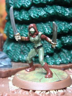 Moriko - Heroscape Defenders of Kinsland