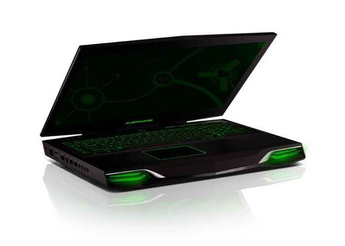 Alienware M18x R2 18.4 Notebook   Customized