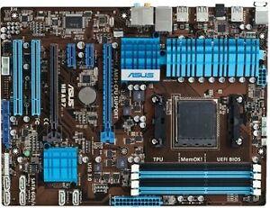 ASUS M5A97 Mainboard Sockel AM3+ *  USB3, DDR3-RAM (max. 32 GB) * Zub., OVP
