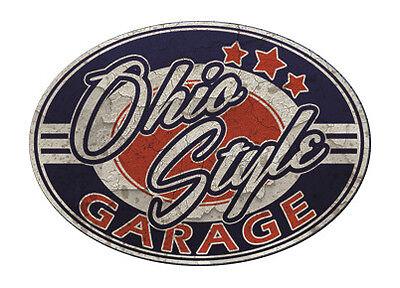 Ohio Style Garage