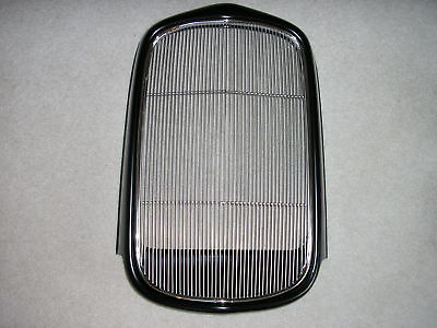 1932 Ford Filled Grille Shell & Ss Insert 32 Rat Hot Rod Coupe Roadster '32