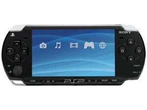 Sony PSP 2000 Piano Black Handheld Syste...