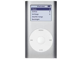 Apple Ipod Mini 2nd Generation Silver 6 Gb